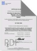 ISO 14001:2015 VINCO