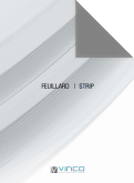 FEUILLARD - nouveau catalogue