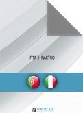 FEUILLARD - nouveau catalogue - édition pour le Portugal et l'Italie