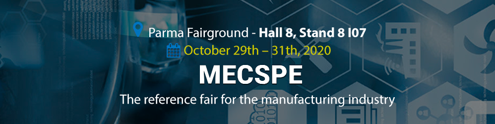 MECSPE The reference fair for the manufacturing industry