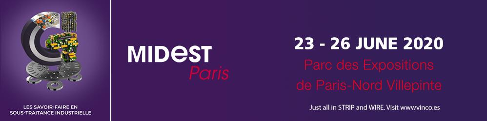 MIDEST se pospone nuevamente como precaución, el encuentro Global Industry finalmente tendrá lugar del 23 al 26 de junio de 2020