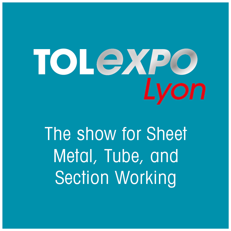 tolexpo, the show for sheet-metal-tube-section-working